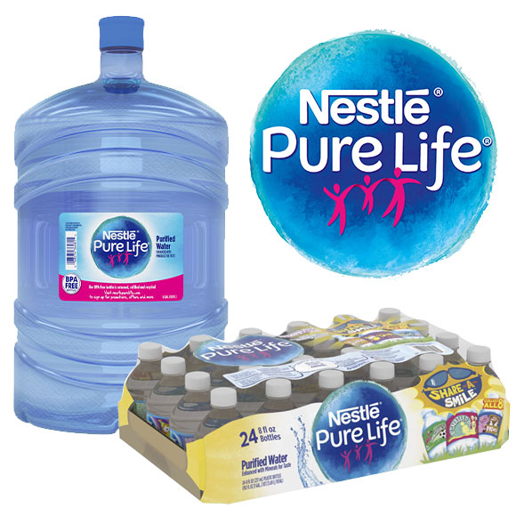 Nestle PureLife Products