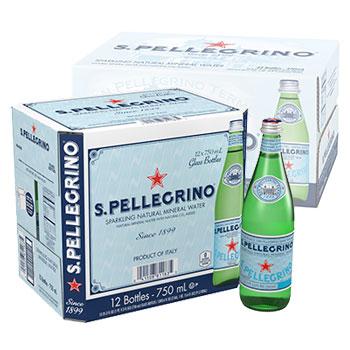 S.Pellegrino Sparkling Mineral Water