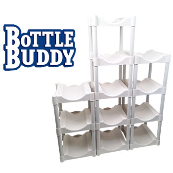 Bottled Water Racks