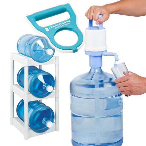 Bottled Water Accessories