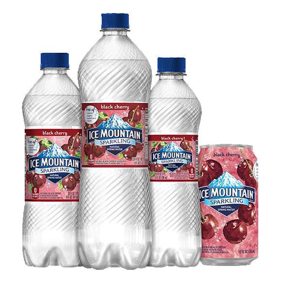 iceMountain sparklingWater