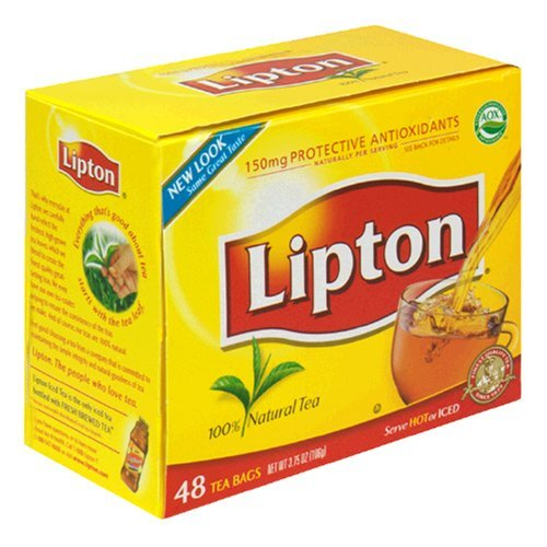 Lipton Teas and Tyler Mountain Water and Coffee