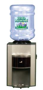 oasis countertop bottled water cooler