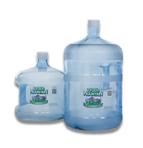 Returnable Water Traditional Bottles