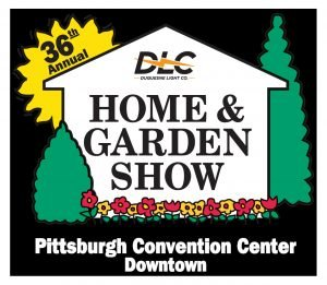 Pittsburgh Home & Garden Show Logo