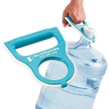 Bottled Water handles