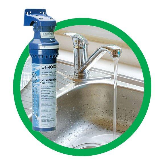 Standard Flow Filtration