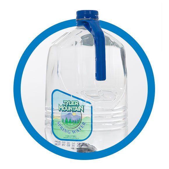 One Gallon Premium Spring Water