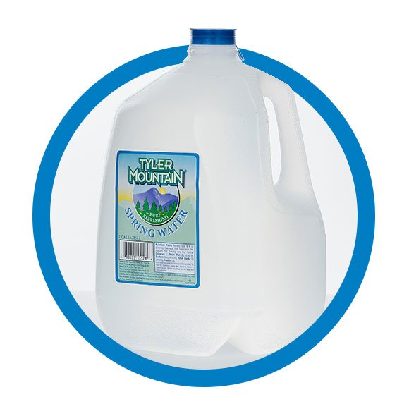 One Gallon Spring Water