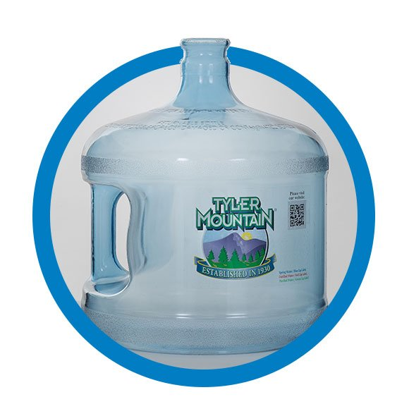 3 Gallon Returnable Bottled Water