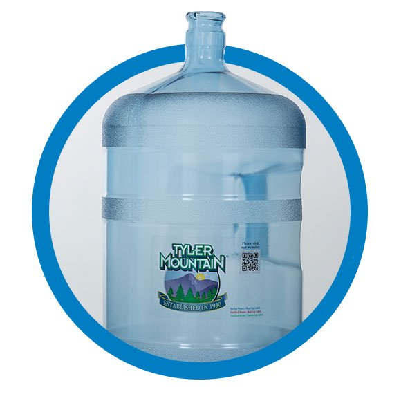 5 Gallon Returnable Bottled Water