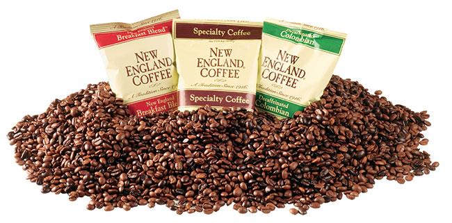 Traditional Coffee Frac Packs