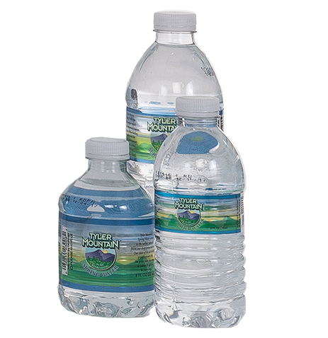 Single Serve Bottled Water